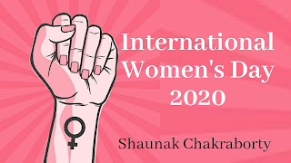 Happy International Women's Day 2020