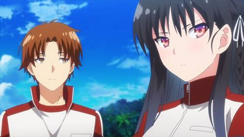 Review Anime Classroom of the Elite (2017) dan Penjelasan Setiap Episode-nya