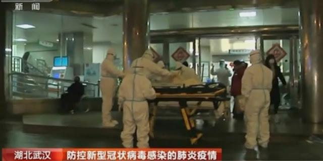 Σοκ: «Μολυσμένοι» άνθρωποι από τον κοροναϊό στην Κίνα πέφτουν σαν τις μύγες στους δρόμους (βίντεο)
