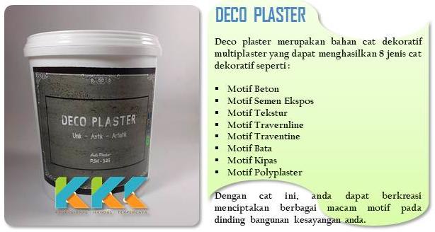 Deco Plaster