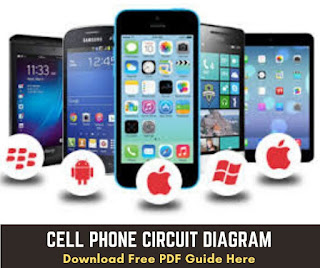 cell phone circuit diagram free download