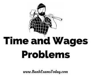 time and wages problems