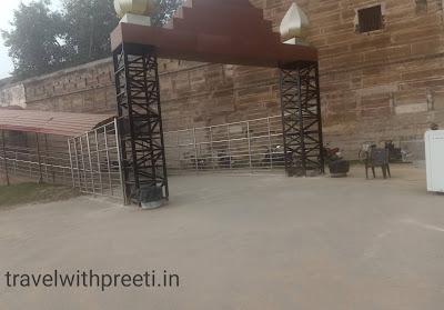 पातालपुरी मंदिर इलाहाबाद (प्रयागराज) - Patalpuri temple allahabad