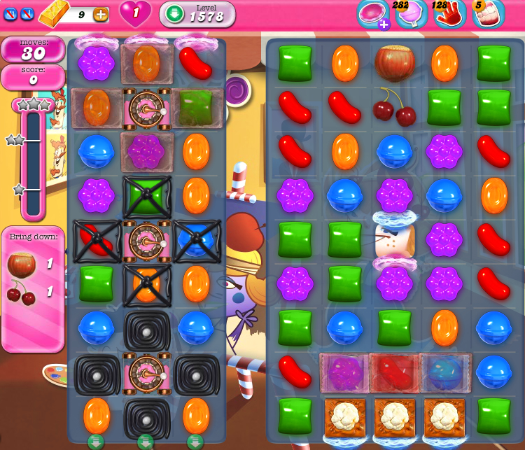 Candy Crush Saga 1578