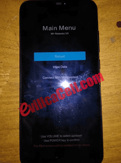 Cara Flash Redmi Note 6 Pro Locked Bootlaoder