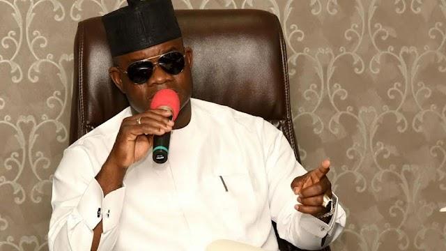 Tanker explosion: Yahaya Bello asks FG to repair federal roads in Kogi
