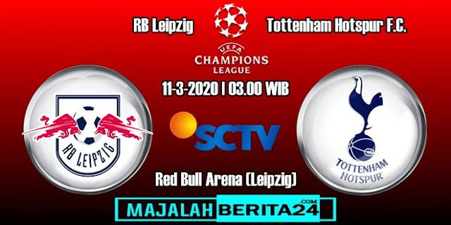 Prediksi RB Leipzig vs Tottenham Hotspur