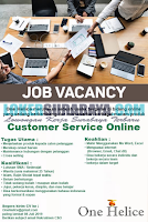 Job Vacancy Terbaru di One Helice Surabaya Juli 2019