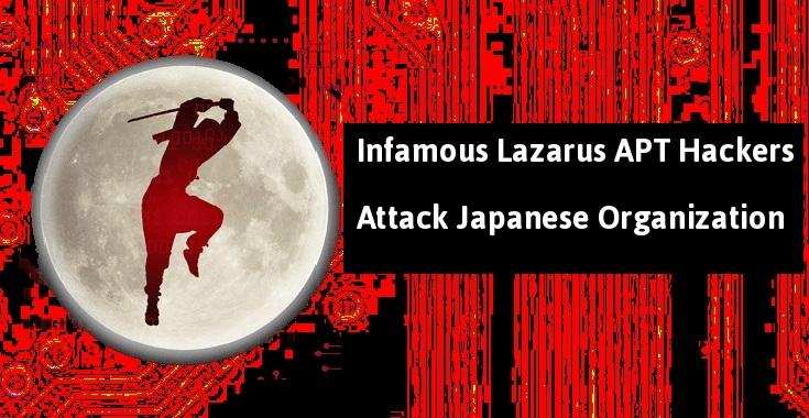 "Lazarus APT Hackers Attack Japanese Organization Using Remote SMB Tool ""SMBMAP"" After Network Intrusion"