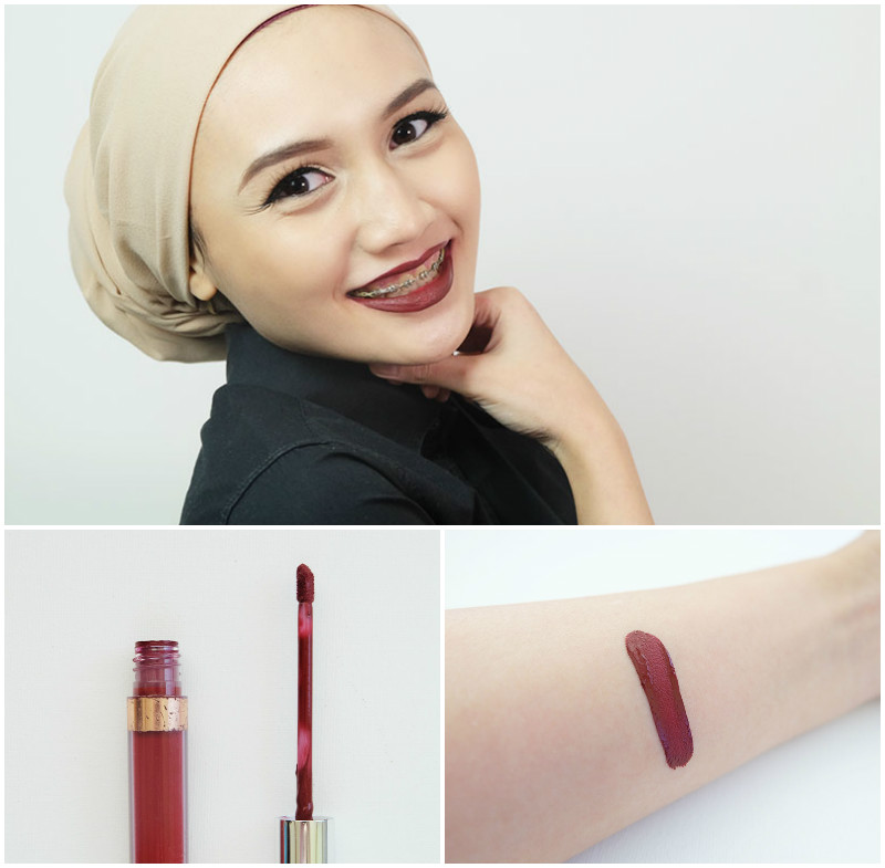 Bash Harry Brunei Beauty Blogger reviews ColourPop Ultra Matte Lip in Rooch