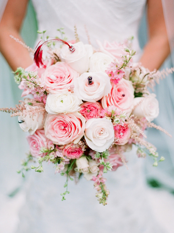 25 stunning wedding bouquets part 13 belle the magazine for Bouquet de fleurs 2017