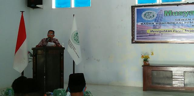 Gelar Musda, BKPRMI Diharap Teguhkan Ikhtiar Menuju Sinjai yang Religius