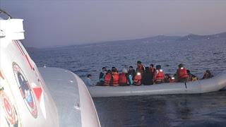 تركيا.. ضبط 39 مهاجرا غير نظامي غربي البلاد