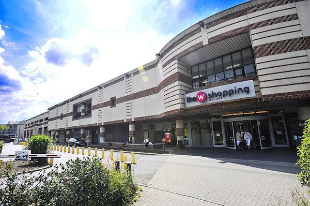 Woluwe Shopping Center em Bruxelas