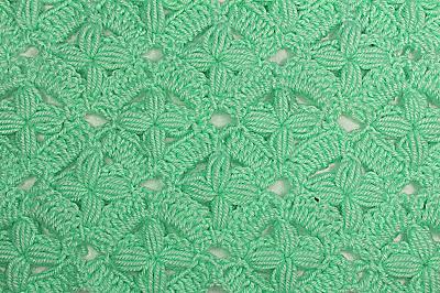 5 - IMAGEN Puntada de flores a crochet y ganchillo. Fácil y sencillo. MAJOVEL CROCHET