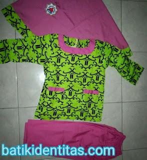 seragam batik paud