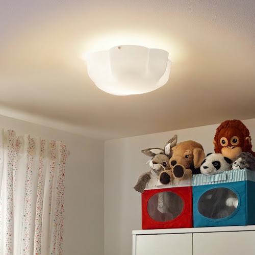 oświetlenie pokój dziecięcy