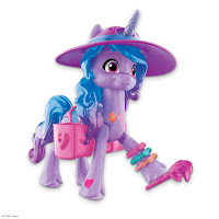 My Little Pony Izzy Moonbow Crystal Adventures a new Generation Figure