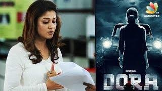 Interview : Dora Director Dass Ramasamy reveals more details || Nayanthara's New Tamil Movie
