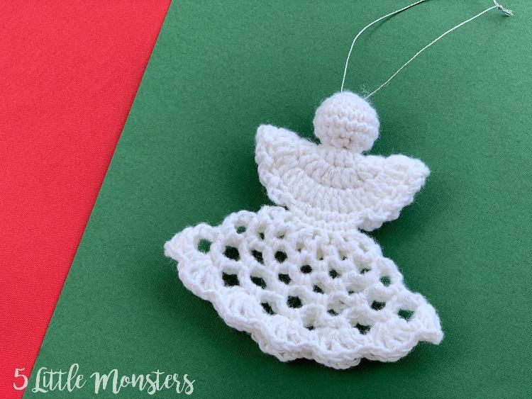 free crochet angel patterns Archives ⋆ Crochet Kingdom (10 free ... | 563x750