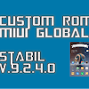 Custom Rom MIUI Global Stabil V.9.2.4.0 For Andromax A ( A16C3H )