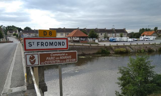 Àrea de Saint Fromond