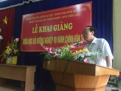 Mở lớp Chứng chỉ Văn thư lưu trữ tại Hà Nội năm 2018