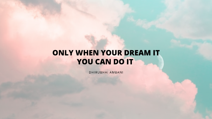Dhirubhai Ambani Best Quotes for Motivation