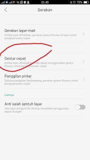 Cara Screenshot HP OPPO Tanpa Aplikasi