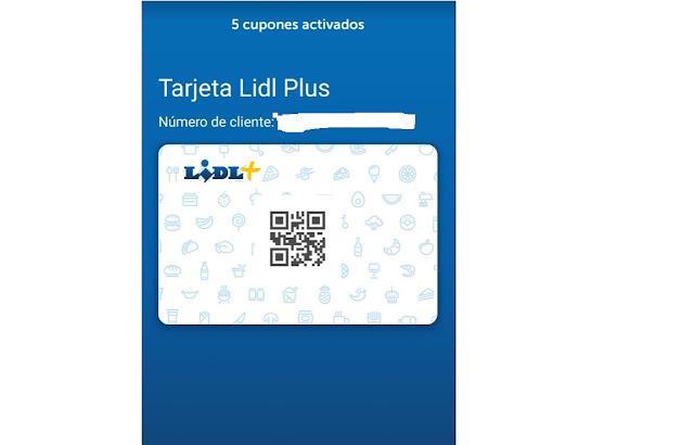 App Lidl Plus