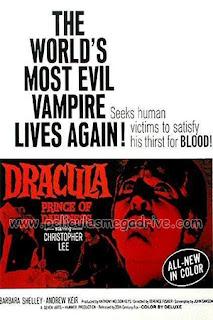 Dracula Principe De Las Tinieblas (1966) [Latino-Ingles] [Hazroah]