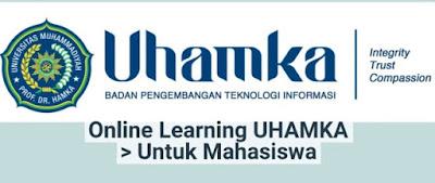 Online Learning UHAMKA Fasilitas Kuliah Mahasiswa Kekinian