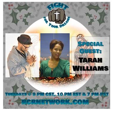Christmas Eve Special: Stalk Your Destiny with Tarah Williams
