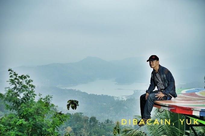 Wisata Pule Payung ~ Lokasi Selfie Tetanggaan Kali Biru