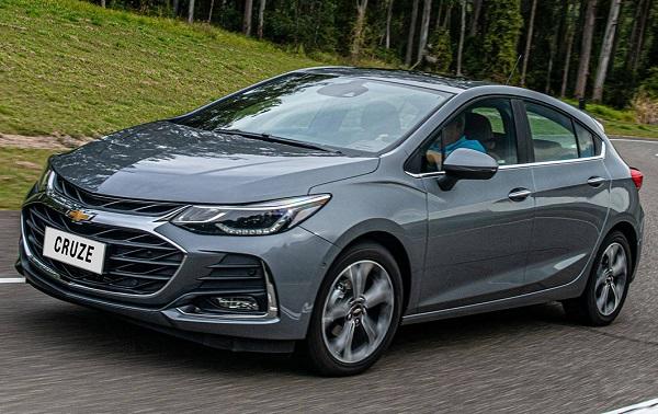 Chevrolet Cruze 5 Premier 2020