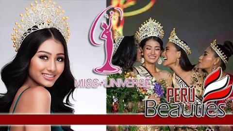 Swe Zin Htet es Miss Universe Myanmar 2019