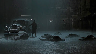 Sam Mendes' Road to Perdition, shot by Conrad Hall