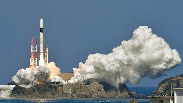 Japón lanza con éxito un nuevo satélite espía para rastrear los sitios de misiles norcoreanos