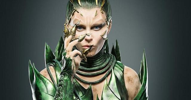 """Veja Elizabeth Banks como Rita Repulsa em imagem de """"Power Rangers - O Filme"""""""
