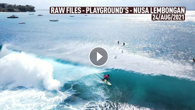 Playground s - Nusa Lembongan - RAWFILES - 24 AUG 2021 - 4K