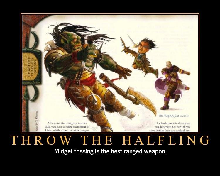 Resultado de imagem para halfling barbarian