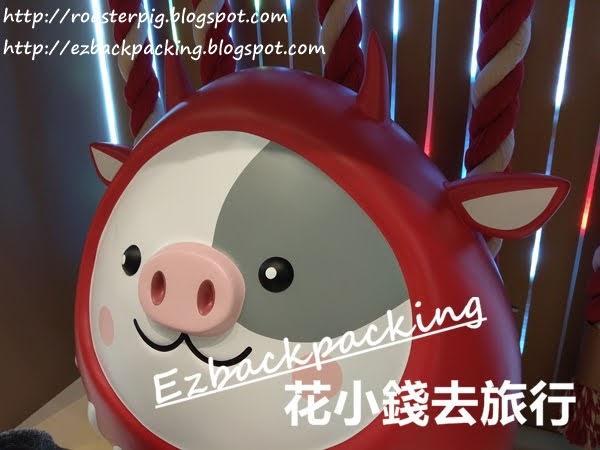 旺角moko新春裝飾:2021新春轉運祭