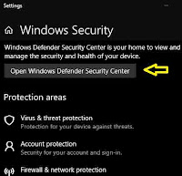 Windows Defender Firewall Enable or Disable in Windows 10 How