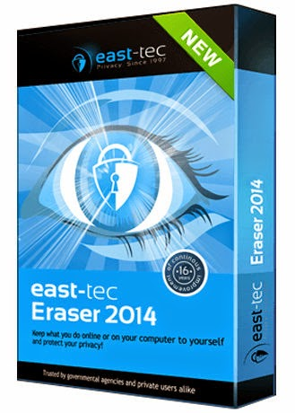 east-tec Eraser 2015 12.0.0.100 + KeyGen