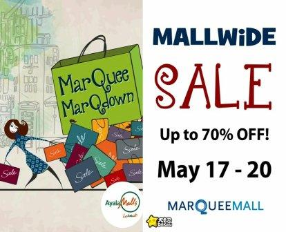 Manila Shopper Marquee Mall S Marqdown Madness Sale May2012