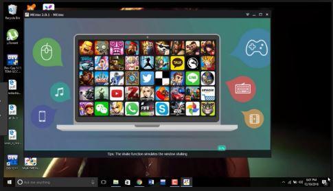 مشغل, تطبيقات, والعاب, الاندرويد, على, الكمبيوتر, - برنامج, المحاكاة, ميمو, Memu