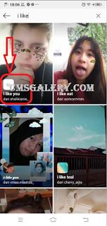 Filter ig i like you, Mirip Filter i Miss you instagram yang lagi trend, begini cara mendapatkannya