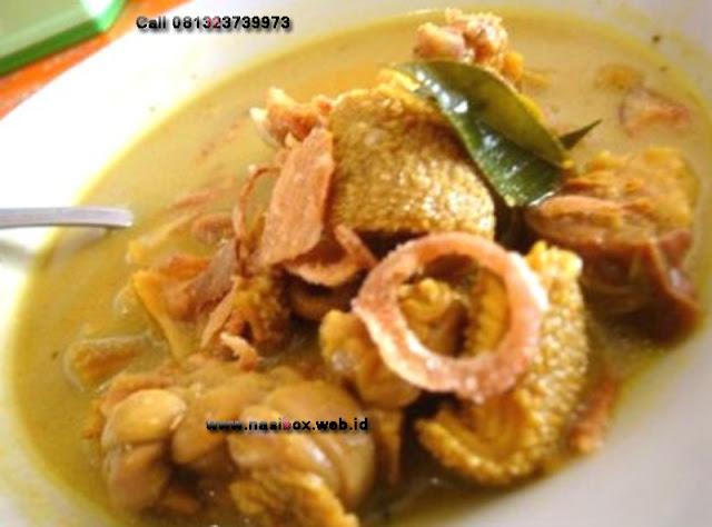 Resep opor ayam nasi box walini ciwidey