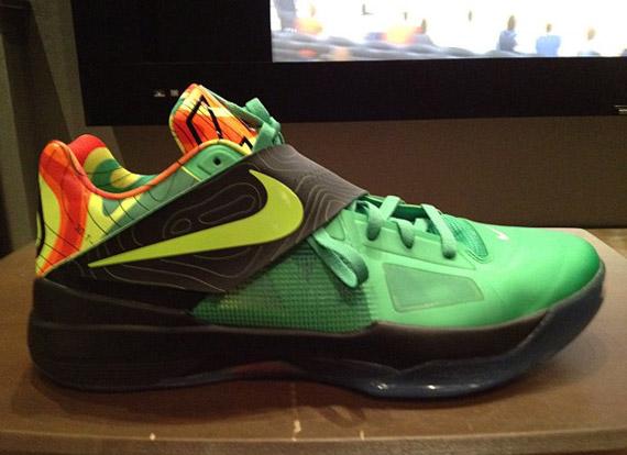 b0dce54ae7a5 SNKROLOGY  A SOFT SPOT  Nike Zoom KD IV  Weatherman  - via Kevin Durant