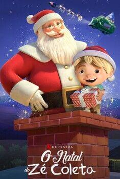 O Natal do Zé Coleta Torrent - WEB-DL 1080p Dublado
